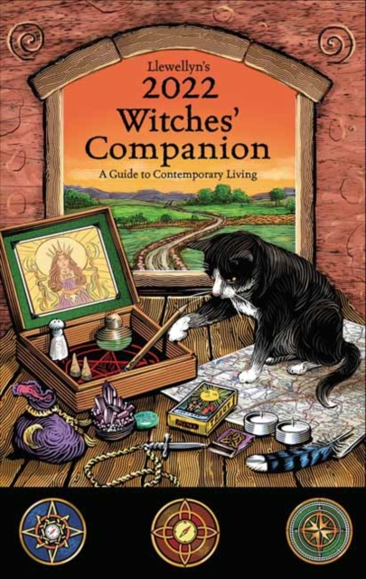 Image for Llewellyn's 2022 Witches' Companion : A Guide to Contemporary Living Click to enlarge Llewellyn's 2022 Witches' Companion : A Guide to Contemporary Living