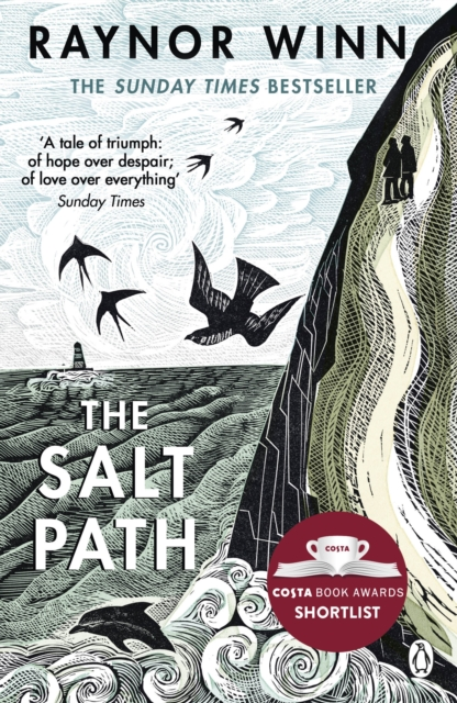 The Salt Path : The 80-week Sunday Times bestseller that has inspired over half a million readers