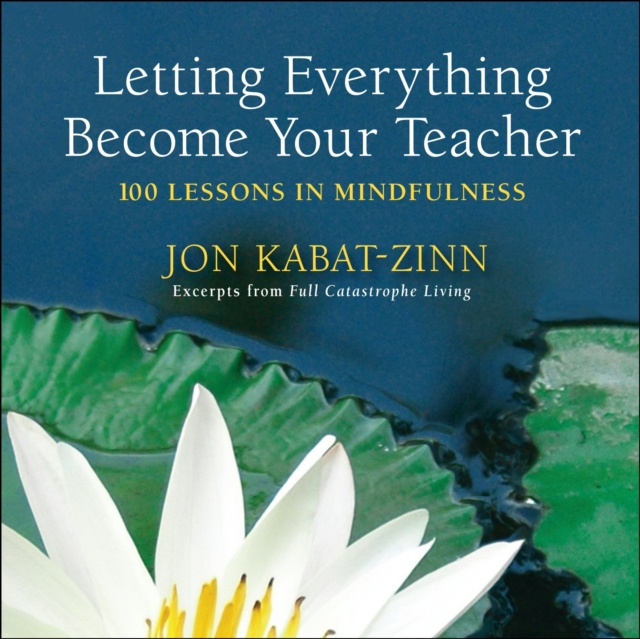 Letting Everything Become Your Teacher : 100 Lessons in Mindfulness
